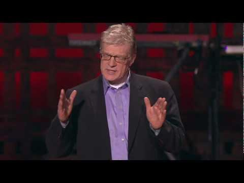 "Watch Sir Ken Robinson Video on ""Personalized Education"" — A Country Day Hallmark"