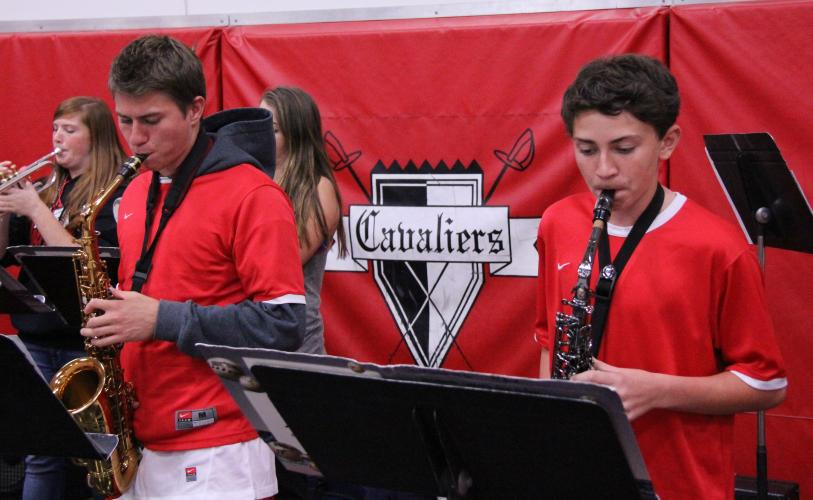 Image of A state-of-the-art recording studio is planned at Country Day in memory of Connor Burns '20.